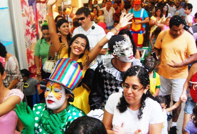 Carnaval no Condomínio