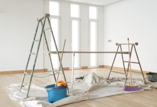 manutenção e reformas em apartamento