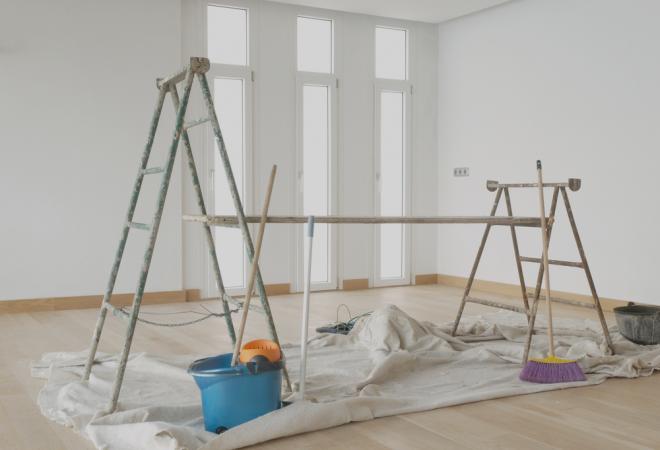 manutenção e reformas em apartamentos