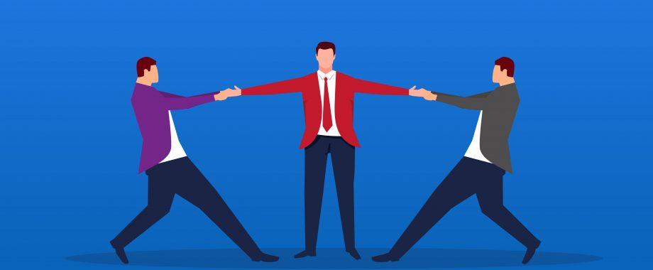 gestão de conflitos